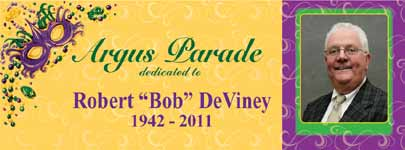 Argus Parade dedicated to Bob DeViney 1942-2011